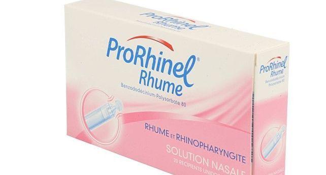 PRORHINEL RHUME