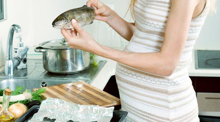 fruit de mer grossesse