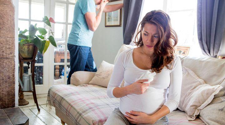 infidélité grossesse