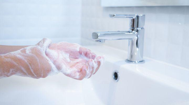 Eczéma et lavage de main fréquent : attention !