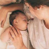 Les différentes positions d'allaitement