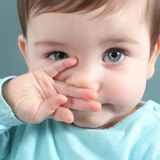 Les causes du rhume de bébé