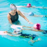 A quel âge apprendre à nager?