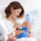En France, la durée de l'allaitement est bien inférieure aux recommandations de l'OMS