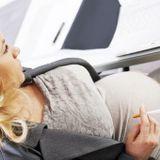 43 % des femmes ayant arrêté de fumer pendant leur grossesse reprennent après l'accouchement