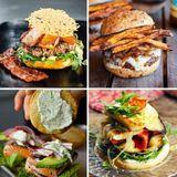 10 recettes de burger maison