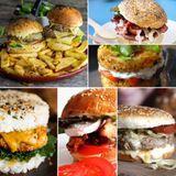 Quelques inspirations pour vos burgers maison