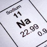 Sodium et eau minérale
