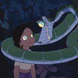 J'ai peur des serpents