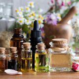 Les huiles essentielles contre l'eczéma