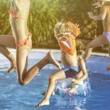 Soleil, baignade et risque d'hydrocution