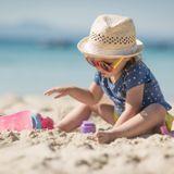 Protéger la peau des enfants