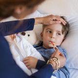 La grippe chez l'enfant