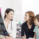 Mon enfant doit passer une IRM