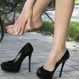 Les principales maladies des pieds