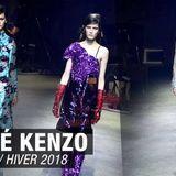 Défilé Kenzo Hommes et Femmes Automne/Hiver 2018