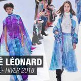Défilé Léonard - Automne/Hiver 2018