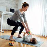 Coaching : 6 mois pour mincir après bébé