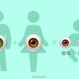 De quelle couleur seront les yeux de Bébé ?