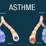 Symptômes et traitement de l'asthme