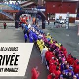 La Course du Coeur : L'arrivée à Bourg Saint Maurice Ep 5/5