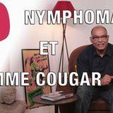 Femme cougar et nymphomane