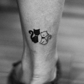 Tatouage chat - 50 modèles de tatouages inspirés par les chats