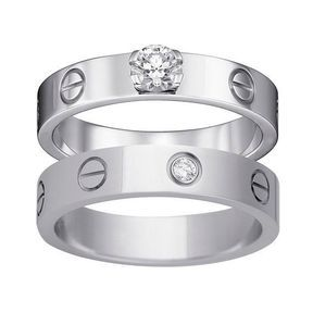 Alliance mariage Cartier
