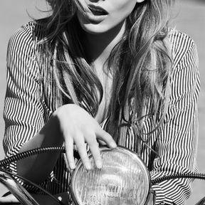 Coupe de cheveux longs 2015 @ Jean Louis David