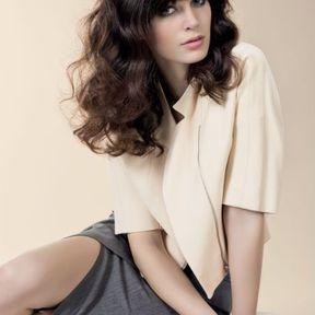 Modèle coiffure femme automne-hiver 2015 @ Intermède