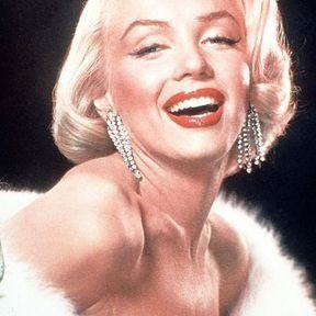 Le blond peroxydé de Marilyn Monroe