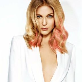 Coloration blond cendré Jacques Fourcade L'Oréal Professionnel 2014