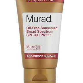 Murad, le solaire anti-brillance