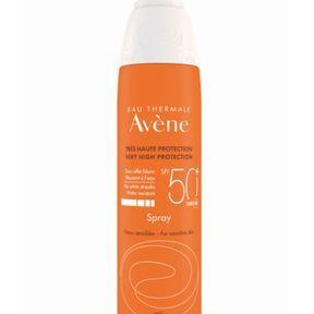 Spray SPF 50 d'Avène
