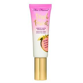 Fond de teint mat Peach Perfect de Too Faced