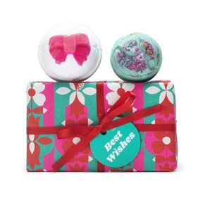Coffret Best Wishes de Lush