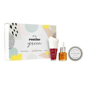 Coffret ma routine green de Clever Beauty