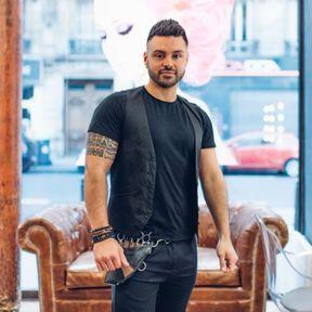 Le salon de coiffure Jordy Brechkoff