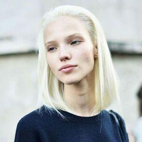 Le blond platine