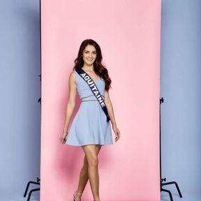Miss France 2019 : Carla Bonesso, Miss Aquitaine