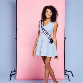 Miss France 2019 : Diane Le Roux, Miss Pays de la Loire