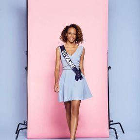 Miss France 2019 : Laureline Decocq, Miss Guyane