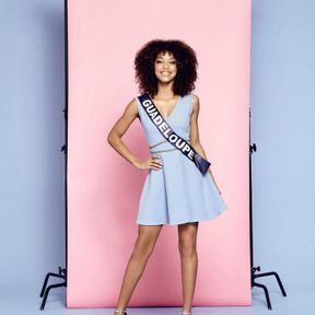 Miss France 2019 : Ophély Mézino, Miss Guadeloupe