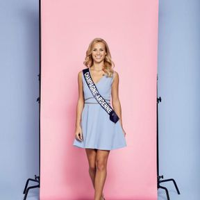 Miss France 2019 : Pamela Texier, Miss Champagne-Ardenne