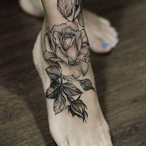 Idées tatouages pour cheville