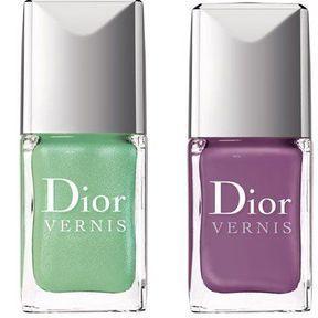 Dior: Vernis parfumés