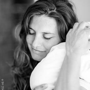 Laetitia Milot et sa fille