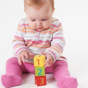 À 5 mois, il sait compter jusqu'à trois
