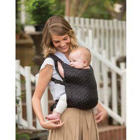 Zip travel Infantino : le porte-bébé ultra-compact