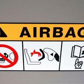 Airbag frontal actif (cosi)